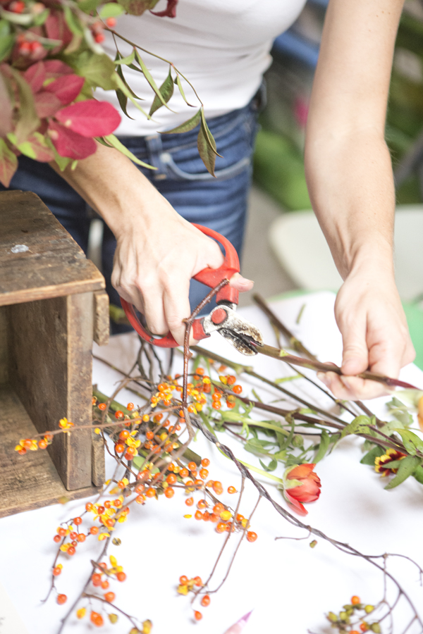 Floral Workshop NYC