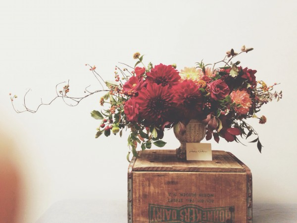 New York City Floral Workshop