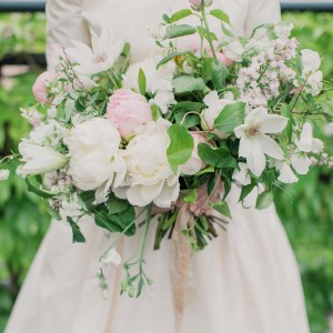 NYC Wedding Bouquet
