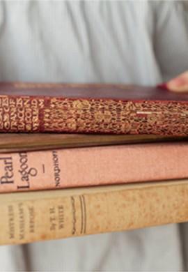 Vintage Book Rentals NYC
